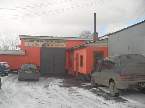 Производственно-складское помещение 1098 кв. ул. Благовещенская - Фото 2