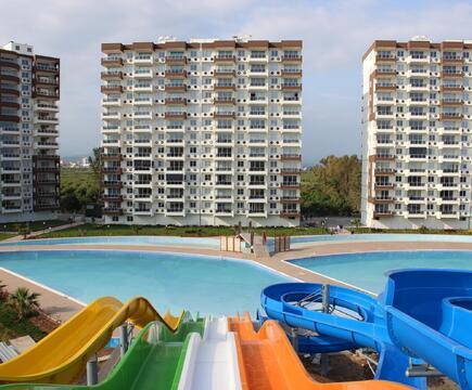 Квартира на берегу Средиземного моря Турция, Мерсин! Бесплатный тур! - Фото 1