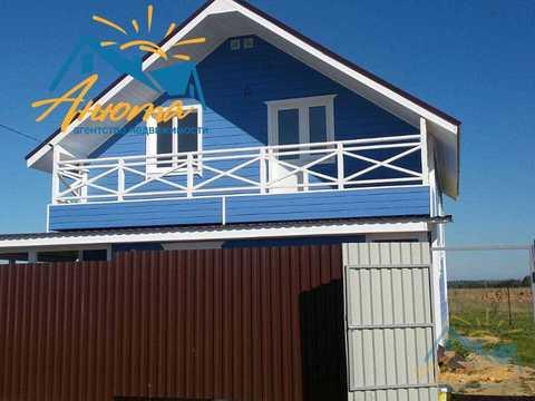 Новый дом со всеми коммуникациями в деревне Сатино - Фото 2