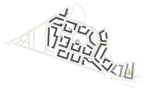 2-комнатная квартира формата хайфлет - Фото 3