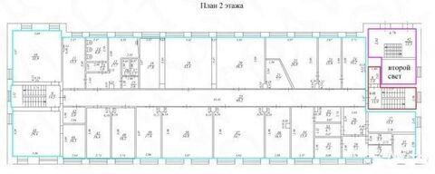 Продам производственное помещение 2140 кв.м, м. Проспект Ветеранов - Фото 5