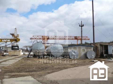 Завод по производству опалубки, Монолитформ г. Сергач