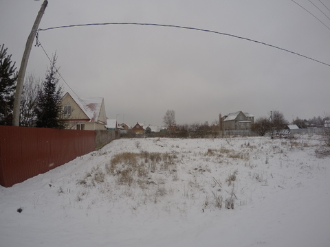 Москва, п.Кленовское, д.Чириково 9 соток ЛПХ - Фото 1