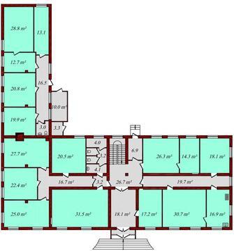 Двухэтажное офисное здание 1067 кв. м, Симферополь - Фото 2