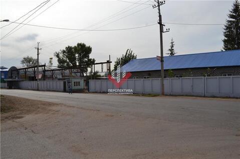 Продажа производственно-складская база 1037 м2 Благоварская 16 - Фото 1
