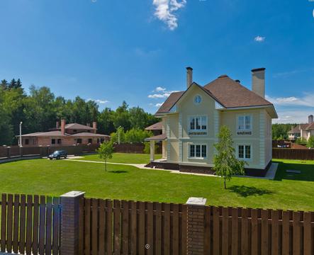 Новый дом. 340 кв.м. Калужское ш. 27км - Фото 2