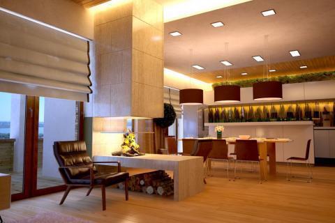 Элитный Пентхаус, 4 комнаты в ЖК Панорама, самый центр Сочи - Фото 2