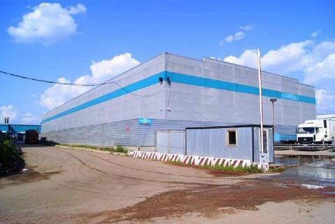 Складской комплекс 4200 м. в Лобне, 14 км. от МКАД - Фото 2