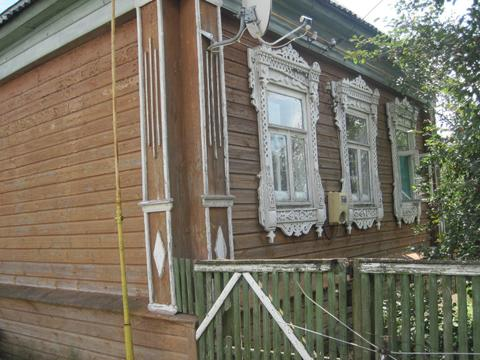 Добротный дом в 170 км от МКАД рядо с р.Пра - Фото 1