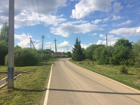Г. Москва, пос. Вороновское. д. Новогромово, 10соток, ИЖС - Фото 4