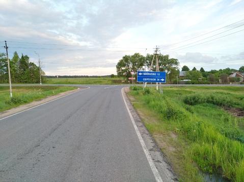 Участок 7 соток в д. Гридюкино Свет дорога 80 км от Москвы - Фото 4