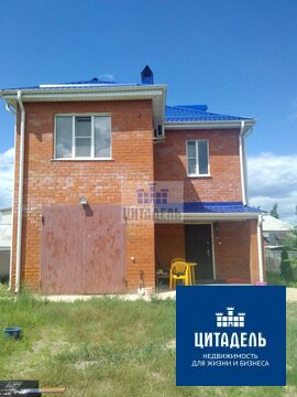 Новый кирпичный дом в Боровом - Фото 1