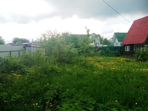 """Участок 5,5 соток в охраняемом садовом товариществе """"Леснянка"""" - Фото 2"""
