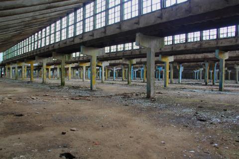 Продам производственный комплекс 32 000 кв.м. - Фото 1