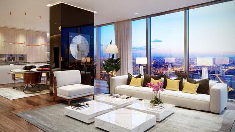 Продажа апартаментов в башне Восток - Фото 1