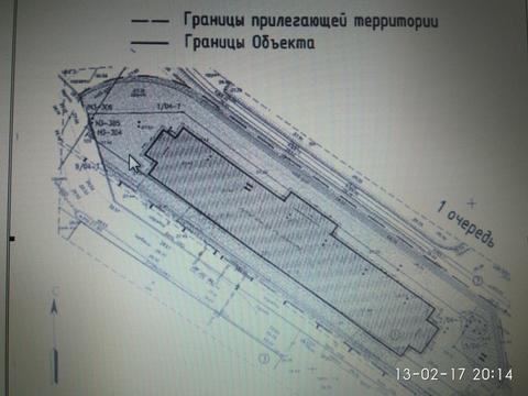 """Сдается склад класса """"В"""" общей площадью 1835м2, возможна аренда 917м2 - Фото 3"""
