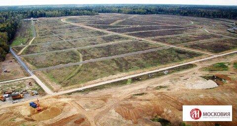 Продается земельный участок под ПМЖ в Новой Москве - Фото 1