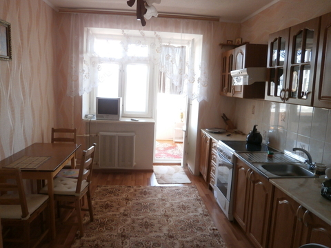 Аренда 1-комн. Квартиры в Новом доме с мебелью и техникой - Фото 1