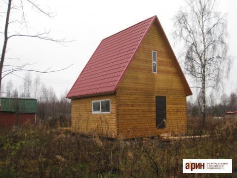 Новая дача из бруса в Рыжиках. - Фото 2