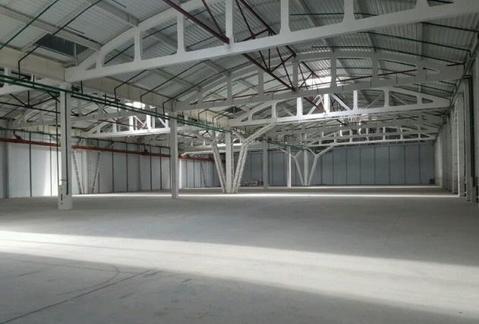 Продам производственно-складской комплекс 4656 кв.м. - Фото 1