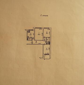 Трехкомнатная Квартира с Капитальным ремонтом Всей мебелью и техникой. - Фото 2