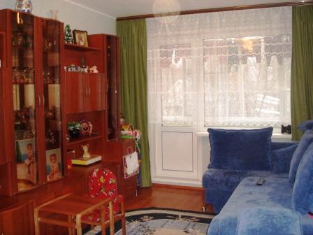 3-к квартира 58 м2 на 2 этаже 5-этажного кирпичного дома - Фото 2