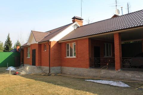 Кирпичный дом в уютном поселке на Рублевке по разумной цене - Фото 3