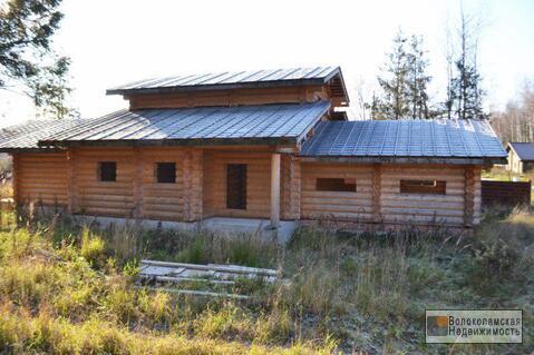 Жилой дом на лесном участке в Волоколамском районе - Фото 3