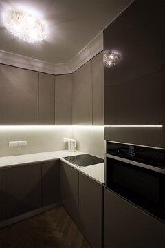 """Роскошная 2х комнатная квартира с кухней гостиной в элитном ЖК """"монфер - Фото 3"""