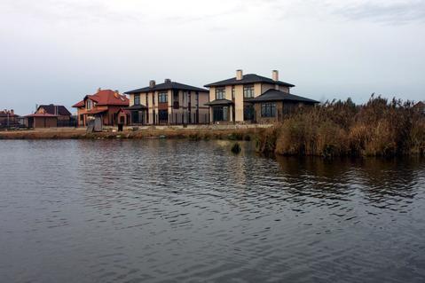 Новый коттедж под ключ на береговой линии озера. Новая Москва. - Фото 5