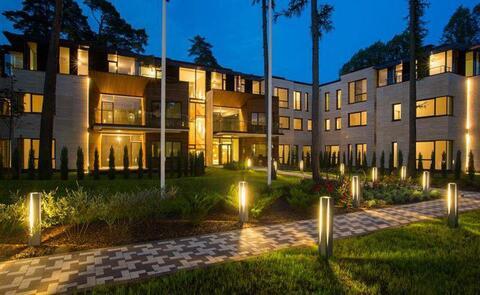 593 000 €, Продажа квартиры, Купить квартиру Юрмала, Латвия по недорогой цене, ID объекта - 313138909 - Фото 1