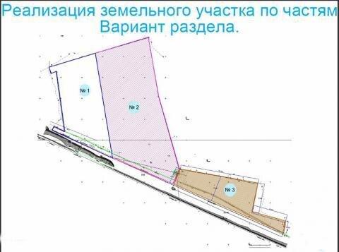 Участок 4,4 Га на 1-й линии по Новорижскому шоссе под трц - Фото 3