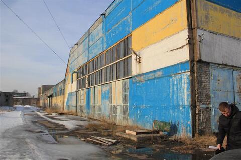 Продам производственный комплекс 22 000 кв.м. с жд веткой - Фото 4