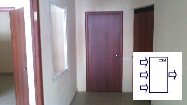 Уфа. Офисное помещение в аренду ул. Кавказская 6/8, площ. 40 кв.м - Фото 3