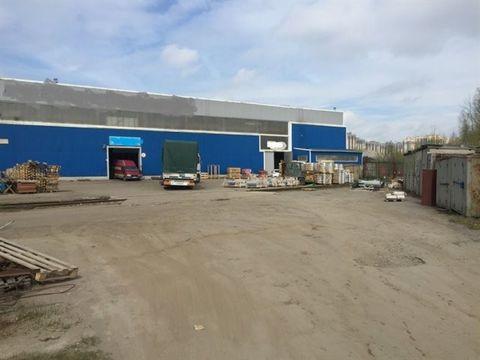 Продам производственное помещение 2843 кв.м, м. Парнас - Фото 2