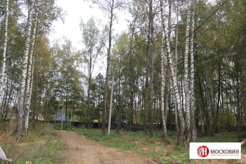 Лесной участок 8,18 соток, Новая Москва, Калужское/Варшавское шоссе - Фото 1