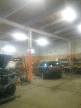 Помещение под автосервис, производство, склад. - Фото 1