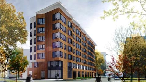 2-комн. квартира 74,2 кв.м. в новом 7-ми этажном доме САО г. Москвы - Фото 1