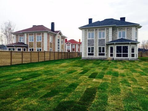 Кирпичный дом с 240 кв.м. участок 9 сот. Калужское шоссе - Фото 2