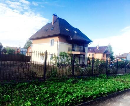 Дом 320 м2 (кирпич) на 10 сот 25 км Киевское шоссе - Фото 4