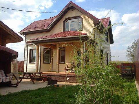 Дом 145 кв.м на уч-ке 4,5 сот, Можайское ш,27 км от МКАД, Голицыно - Фото 3