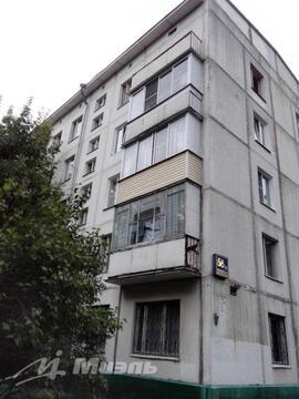 Продажа квартиры, м. Коломенская, Нагатинская наб. - Фото 1