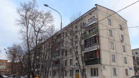Москва, ул. Нарвская, дом 15к2 - Фото 1