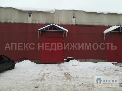 Аренда помещения пл. 155 м2 под склад, м. Кожуховская в складском . - Фото 1