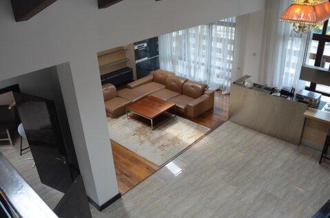 Трехкомнатная квартира с шикарным ремонтом в Эсто-Садке (Красная Полян - Фото 1