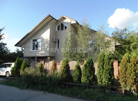 Дом 300м2 на участке 8 сот. Москва - Фото 2
