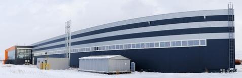 Продам складской комплекс 7 350 кв.м. - Фото 1