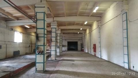 Сдается теплое складское помещение 917м2, 1эт, на ул.Новоселов дом 49 - Фото 1