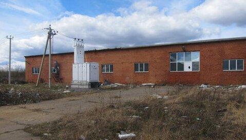 Производственно-складская база 5100 м2, г.Солнечногорск - Фото 4