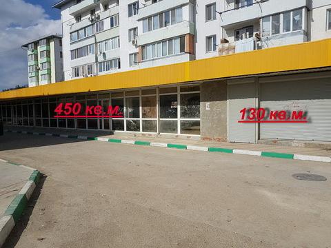 Сдается помещение под магазин 450 кв.м. в Феодосии - Фото 1
